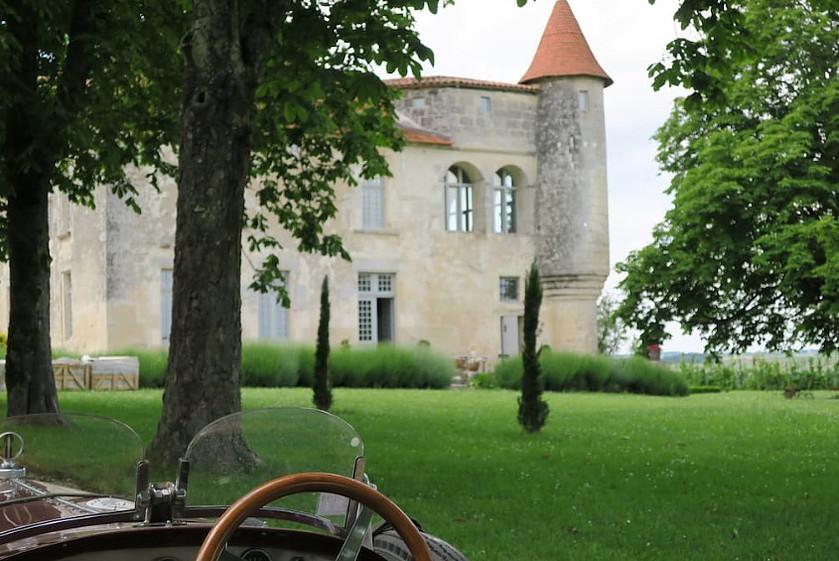 Château de Charmant