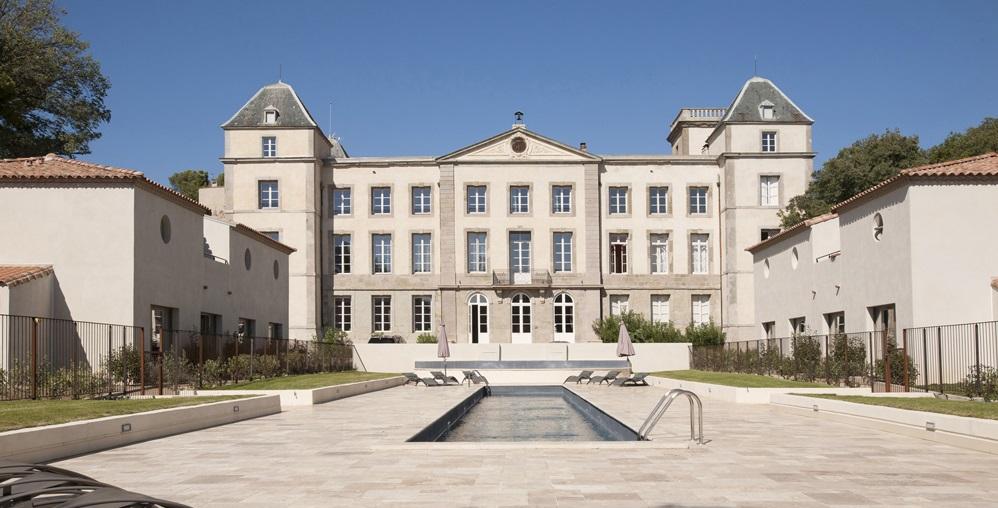 Projektbyggeri, Château de la Redorte