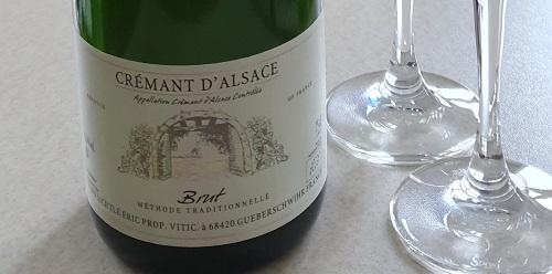 Crémant d'Alsace – Vins Lichtlé Éric, propriétaire viticole à Gueberschwihr, France