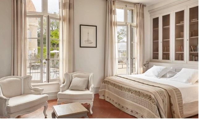 Château les Carrasses: Eksempel på ferieboliginvestering med fornuftigt afkast – kombineret eget brug og møbleret udlejning