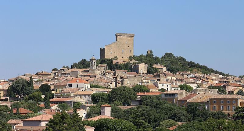 Fil:Avignon, Palais des Papes depuis Tour Philippe le Bel by JM Rosier.jpg