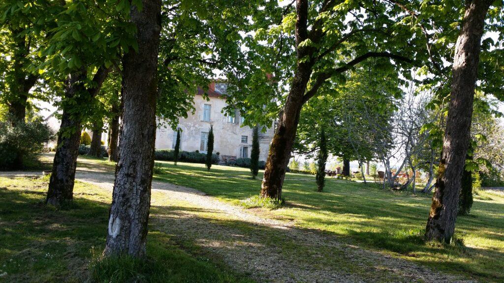 Château de Charmant: Eksempel på fransk sekundærbolig